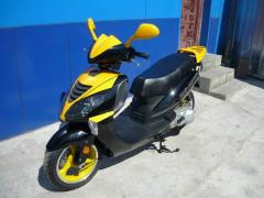 Scooter, JonWay Adventura 2 Moped