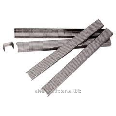Скобы для пнев. степл., 6 мм, шир. - 1,2 мм, тол.