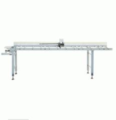 Роликовый стол с регулируемым упором WE-27T2