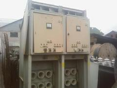 High-voltage circuit-breakers