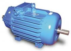 Repair of industrial electric motors