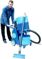 Промышленный пылесос с водным фильтром Вортэкс 300М