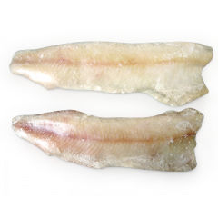Fillet of pike, wholesale, for expor
