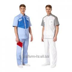 Мужские медицинские костюмы