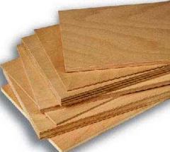 Plywood moisture resistan