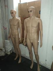 Life-size puppets