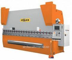 Пресс гидравлический STALEX WС67-160/3200 E21