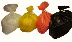 For collecting and utilization of medical waste to