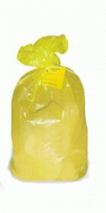 Bags for utilization of medical waste in