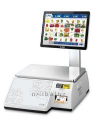 Торговые весы CL7000S самообслуживания