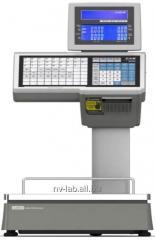 Торговые весы CL5000D с печатью  этикеток