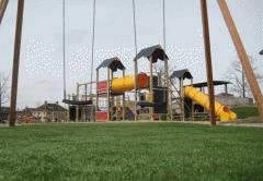 Газоны искусственные монофиламентная 40 мм, Алматы