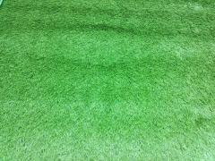 Трава искусственная фибрилированная 20 мм, мультиспорт не засыпная