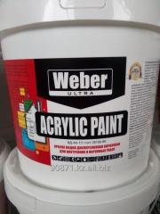 Materials acrylic deluting