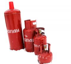 Cylinders propane wholesale and at retail in