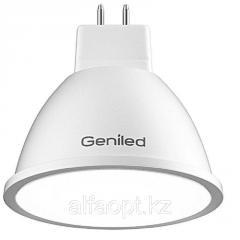Светодиодная лампа Geniled GU5.3 MR16 6W