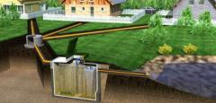 Septic tanks for the house, Septic tanks