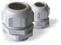 Connector plastic coupling (PG)