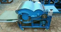 Универсальный чесальный станок 50 кг в час для