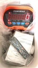 Крановые электронные весы 10 тонн