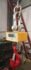 Weighing terminal