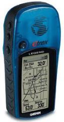 ETrex Legend GPS receiver