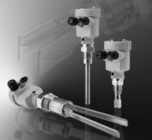 Vibration signaling devices of the VEGASWING,