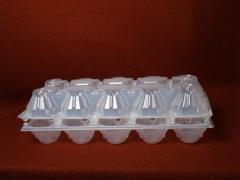 Пластиковый контейнер для яиц П-12
