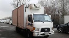Рефрижератор для грузоперевозок Усть-Каменогорск Семей Павлодар Астана до 5 тонн