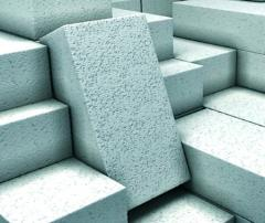 Foam concrete blocks in Taraz with delivery +7