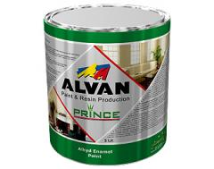 Алкидные краски Alvan