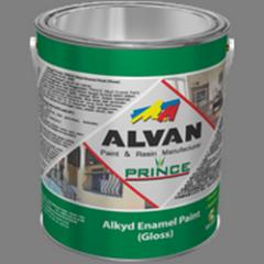 Матовые краски Alvan