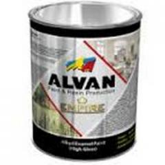 Краски Alvan - золотые, серебряные, бронзовые