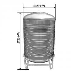 Емкость для воды 1,0 м3 вертикаль