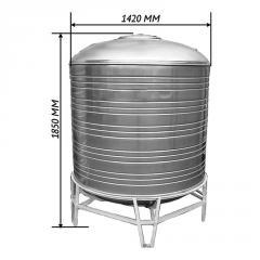 Емкость для воды 2,0 м3 вертикаль