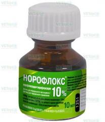 Норофлокс 10 мл