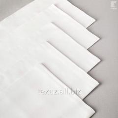 Satin pillowcase surface