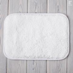 Коврик махровый для ванной 60х100см, 1500гр/м2