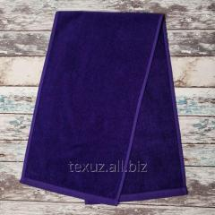 Полотенце велюровое для спортивных клубов