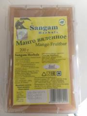 """Манго вяленое,""""Сангам"""""""