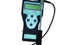 Measuring instrument of temperature and humidity