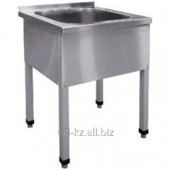 Ванна моечная 1-х секц. ВМП-6-1-5 РЧ(500*500*300)