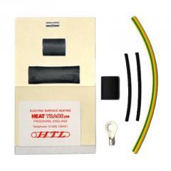 Силовая заделка нагревательного кабеля
