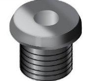 Заглушки BP/JB9000/EX М20 для монтажной коробки