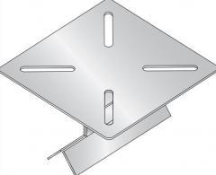 Скобы крепления PB/S к трубопроводу, малый размер