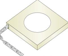 Перфорированная лента PPS/A (алюмин. сплав)