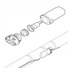 Complete sets for installation of cables