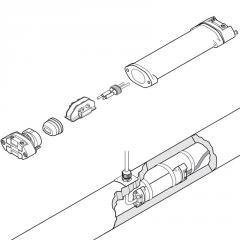 Компактный набор для подключения питания C-150-E