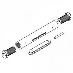 Набор для сращивания греющего кабеля CS-150-2.5-PI