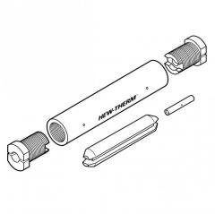 Набор для сращивания греющего кабеля CS-150-6-PI
